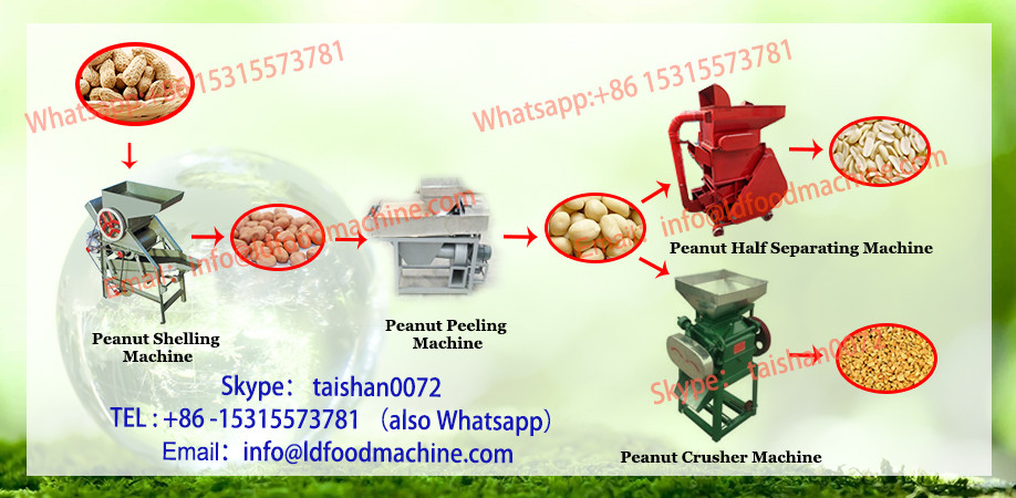 Stainless Steel Almond Flour Mill Machine