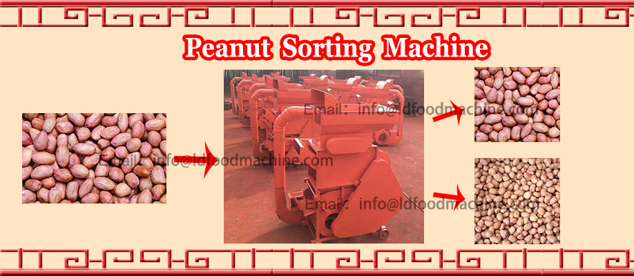 High efficiency factory supply Hemp Seed /Grain Screening Machine