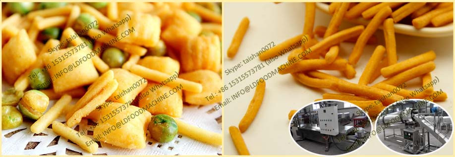 CE Approved Industry Automatic Fried Nut Flavoring machinery