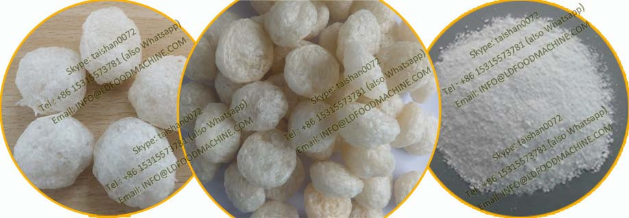 China Large Capacity Modified Tapioca Starch make machinery