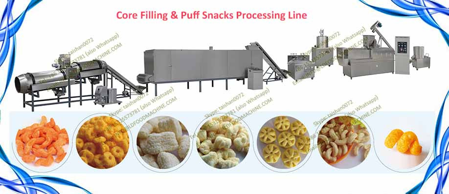 Competitive price breakfast cereals production line