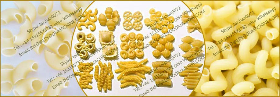 single screw long italy pasta  for sale
