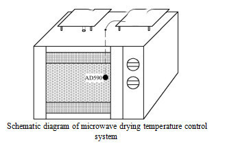 Effect of Microwave Drying on Water Transfer in Wheat Grain
