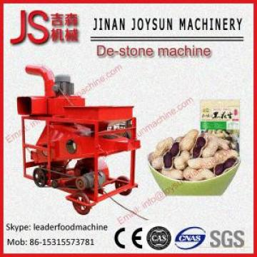 Electric Wheat Stoning Machine , Grain Processing Equipment 2000 kg / h