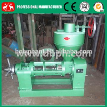 2016 Hot sale oil press price for soybean,rice bran,sunflower,sesame,peanut,edible oil press machine