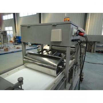Breading Machine with Japanese Style Fresh Bread Crumbs