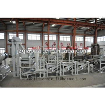 Hot sale Sunflower seed dehulling & separating machine/ dehulling machine TFKH1200
