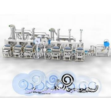 2014 Advanced buckwheats dehulling machine