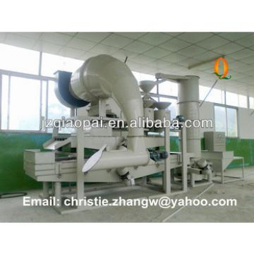 Hot sale buckwheats dehulling machine