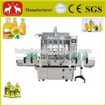 2014 Hot Sale High Quality Low Price Fully Stainless Steel Automatic Oil Bottle Filling Machine Price