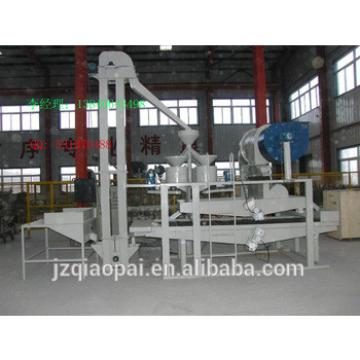 High efficient buckwheat dehuller, buckwheat hulling machine
