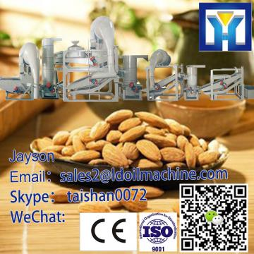 Apricot shell separator /almond fruit peeling machine/factory price almond shell separator machine 0086-