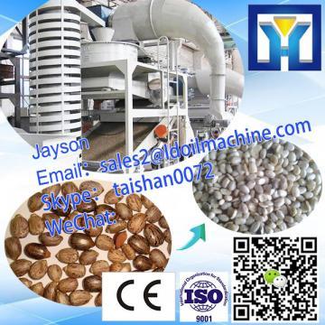 high efficiency castor bean peeling machine