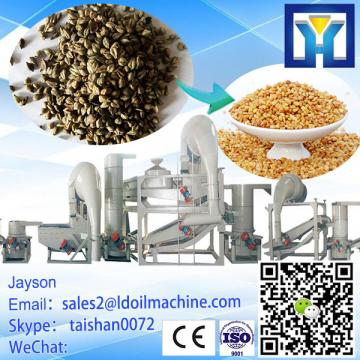 bamboo curtain weaving machine with compact structure