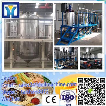 40 Years experience automatical high quality factory price palm crude oil refinery plant