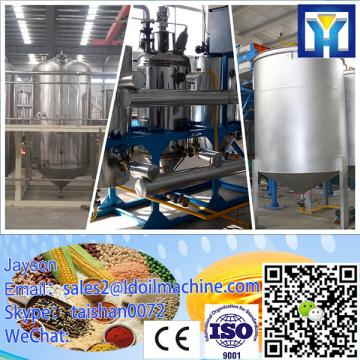 40 Years experience automatical high quality factory price edible crude oil refinery plant