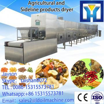 Oil-fired Microwave Macadamia nut roasting machinery