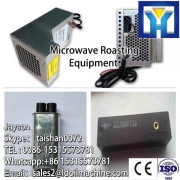 Gas-fire Microwave Pecan toasting apparatus