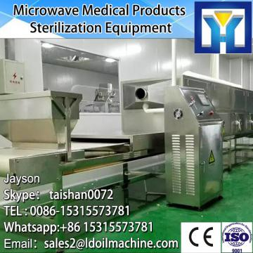 Stevia Microwave high temperature dryer mesh conveyor belt type microwave dryer