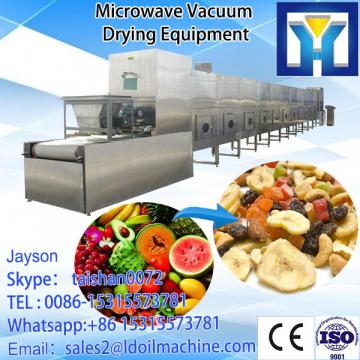 new Microwave product Industrial stainless steel microwave vacuum drying oven cassia