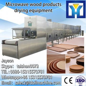 low Microwave    running  cost  synthetic  wood  fast drying equipment