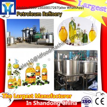 Castor oil refinery for refined castor oil
