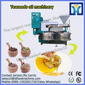 High quality of copra oil making machine coconut oil refining machine