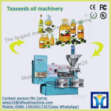 5-1000T/D Continuous and automatic sunflower oil refining equipment with PLC system