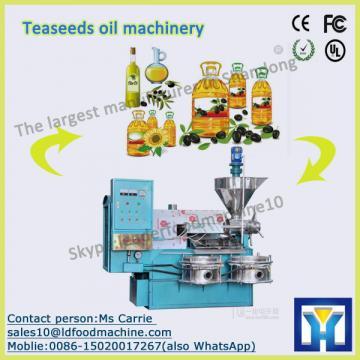 Soybean oil machine