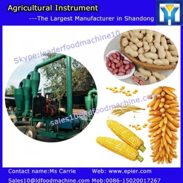 High efficiency grain seed dehulling and sorting machine