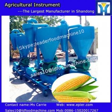 ground auger sand screw conveyor electric auger flexible auger conveyor pellet auger