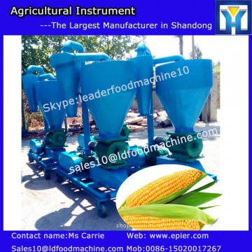 Professional chicken manure screw seperator , Horizontal Dehydrator Machine