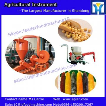 Farming equipment animal manure dewatering machine / cow manure solid liquid separator for animal manure