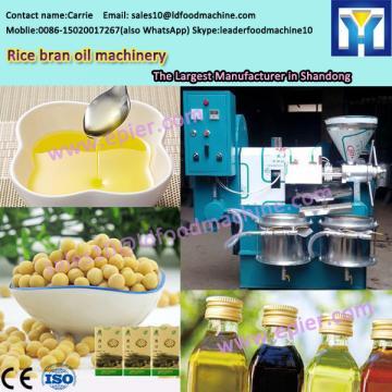 Organic vegetable oil refinery