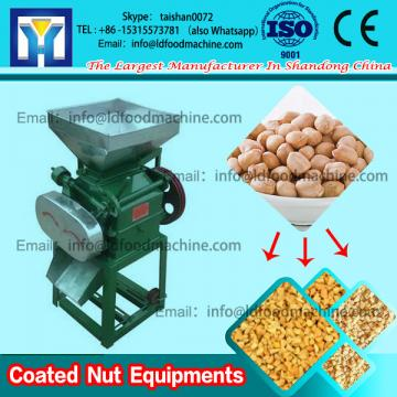 Dry Peanut Stem Crusher / Crushing Machine For Peanut Stalk