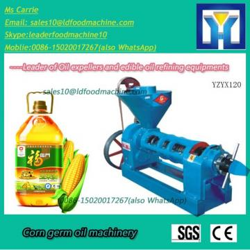 Crude palm oil processing machine with high oil yield