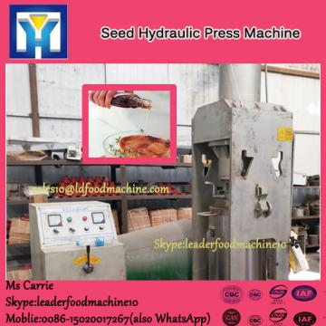 How to make a rapeseed screw type oil extraction press