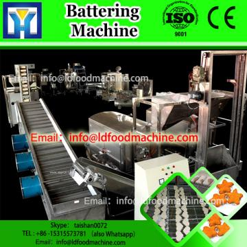 Stainless Steel Mini Hamburger Nuggets Battering machinery