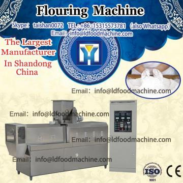 Stainless Steel Frosted crisp Sweet Corn Flakes Coating machinery