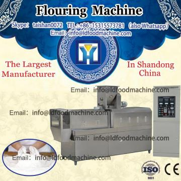 simple batch frying machinery for snacks food