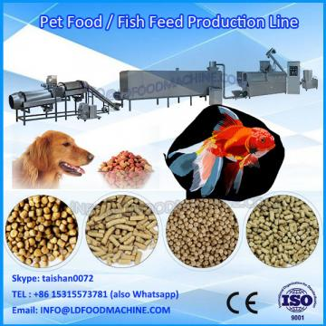 Automatic Extruded Dog Food Pet Food Pellet Production machinery