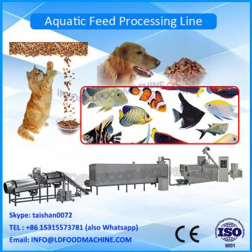 Fish feed make machinery /Floating fish feed pellet machinery with lowest prices