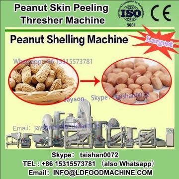 Peanut shelling machinery