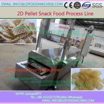 China Supplier for 2D Potato Sticks machinery Low Investment
