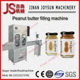 30L / min Automatic Peanut Butter Filling Machine 70 - 80 bottle / min