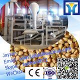 Low Power Consumption Buckwheat Decorticator