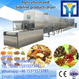 Big Microwave capacity 100-200kg/h dryer/roaster for olive leaves