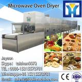 Widely application soya microwave drying and sterilizing machine