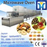 Hot sales Big capacity microwave five spice powder dryer machine