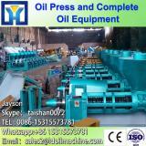 Low residual avocado oil press machine
